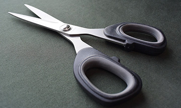 Professional scissors